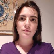 Nutricionista Camila Cordero